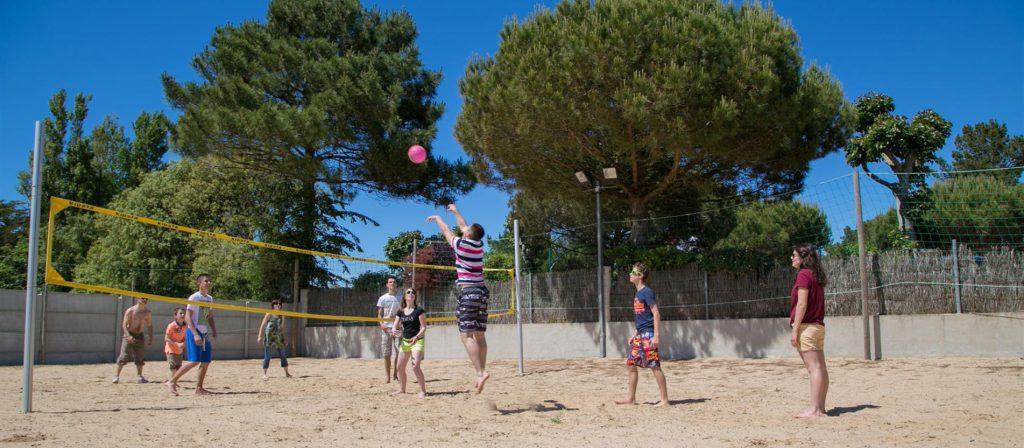 Côté Plage, un camping avec animations à Jean de Monts