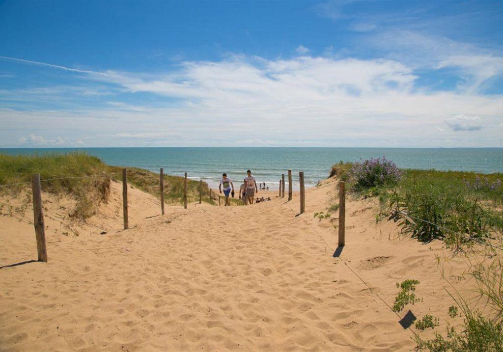 Un accès direct aux plages de Vendée