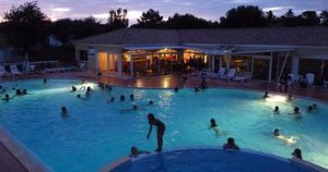 photo camping saint jean de monts vendee soirees piscine