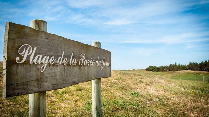 accès direct a la plage Saint Jean de Monts proche du camping