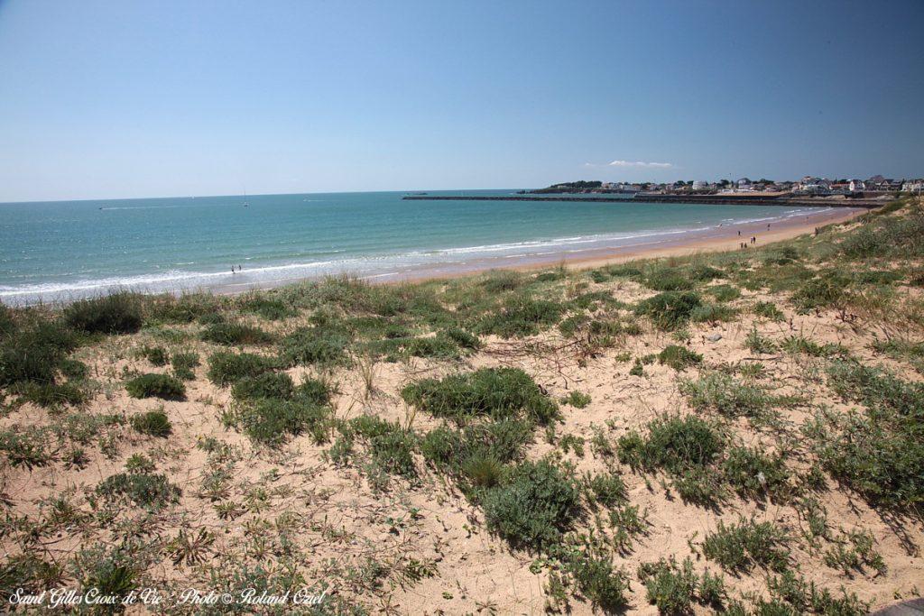 Photo plage Saint Gilles Croix de Vie