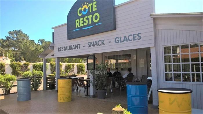 Restaurant avec accès handicapés à St Jean de Monts