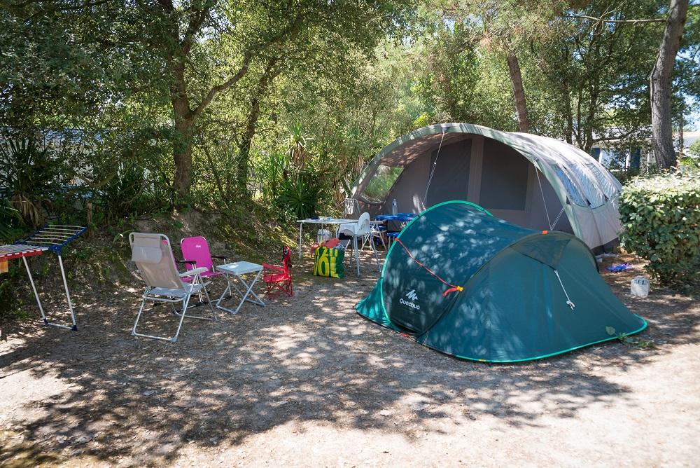 emplacements Vendée camping