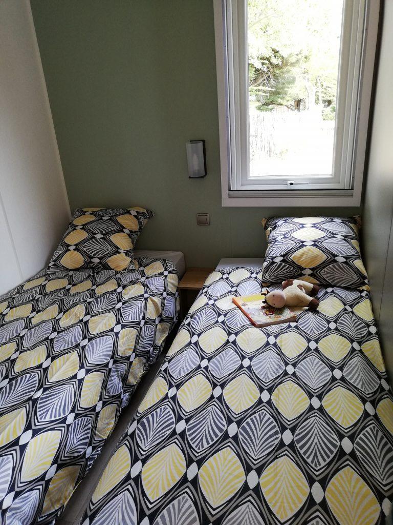 photo camping cote plage st jean de monts en vendee mobil home catleya