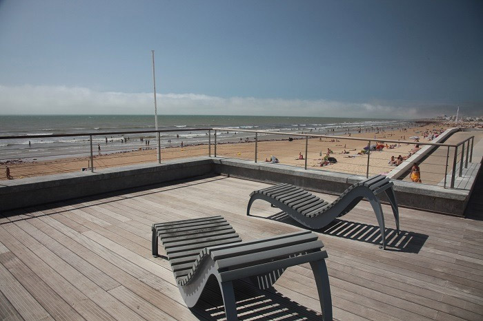 grande plage location mobil home en Vendée