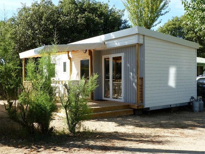 location mobil home accès direct à la plage en Vendée
