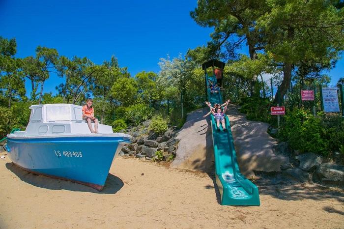 camping familial proche des plages