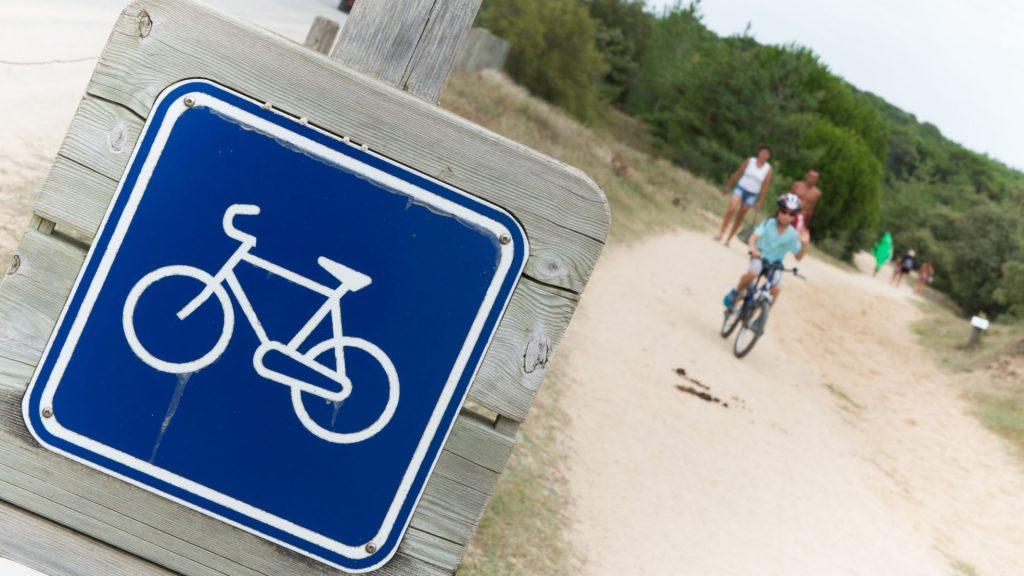 accueil vélo camping saint jean de monts