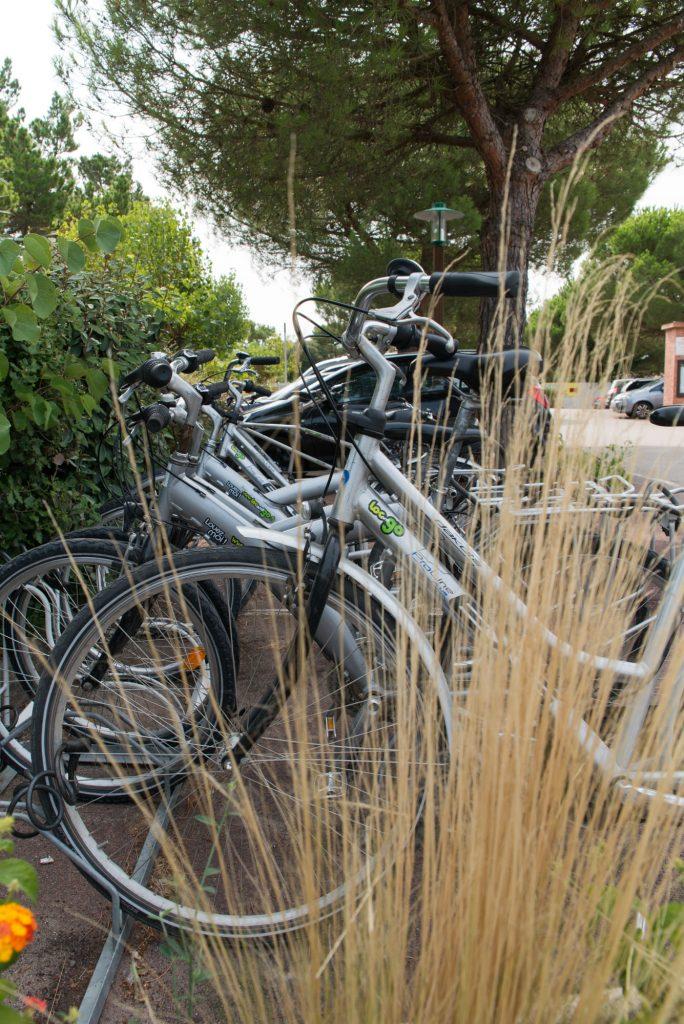 camping proche piste cyclable Vélodysée